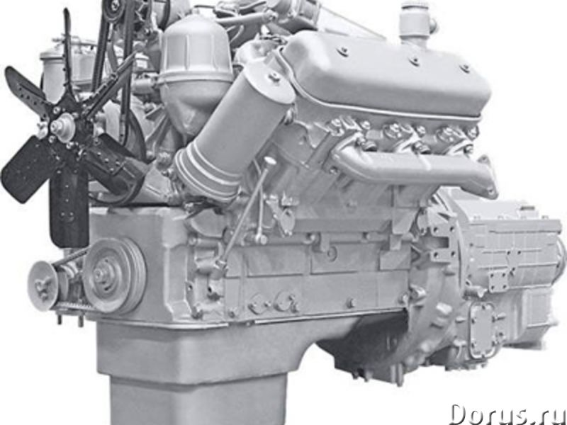 Двигатель ЯМЗ236М2,238М2,238 НД3НД4,НД5,240 75.11 - Запчасти и аксессуары - Продам Двигатель ЯМЗ 236..., фото 1