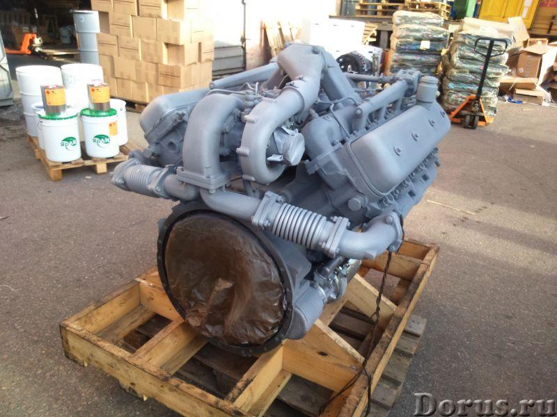 Двигатель ЯМЗ236М2,238М2,238 НД3НД4,НД5,240 75.11 - Запчасти и аксессуары - Продам Двигатель ЯМЗ 236..., фото 2