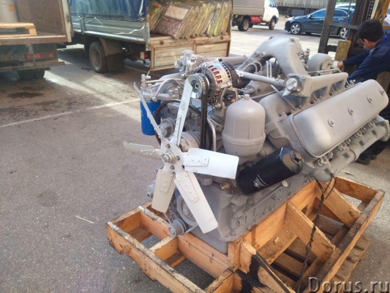 Двигатель ЯМЗ236М2,238М2,238 НД3НД4,НД5,240 75.11 - Запчасти и аксессуары - Продам Двигатель ЯМЗ 236..., фото 3