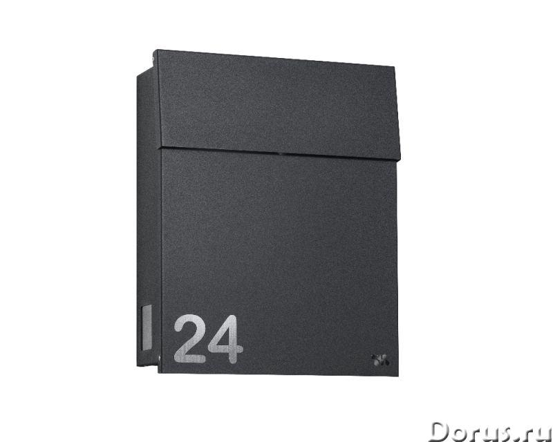 Почтовый ящик для частного дома - Товары для дома - Настенный почтовый ящик из оцинкованной стали 1..., фото 1
