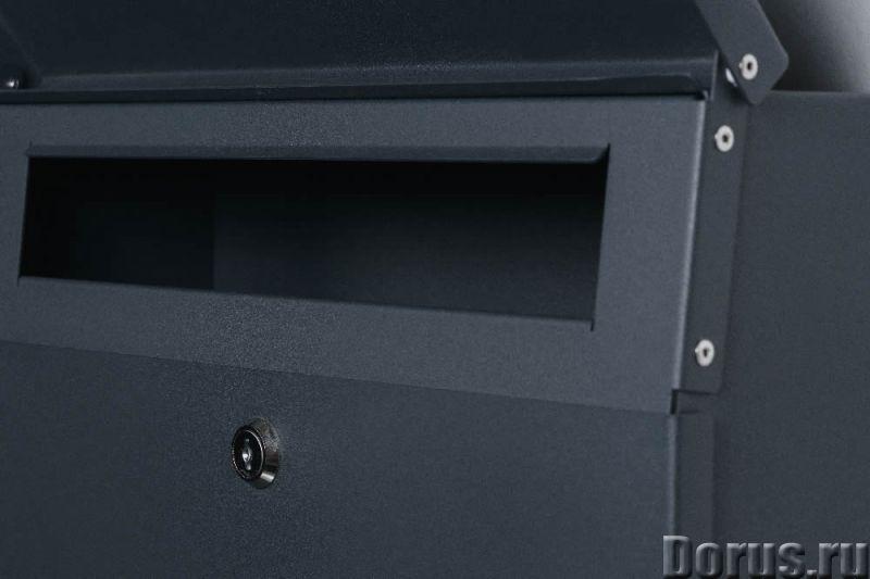 Почтовый ящик для частного дома - Товары для дома - Настенный почтовый ящик из оцинкованной стали 1..., фото 2
