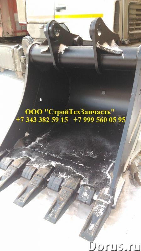 Ковш для песка общеземельный на экскаватор 20 - 25 тонн - Запчасти и аксессуары - Продаем ковши для..., фото 2